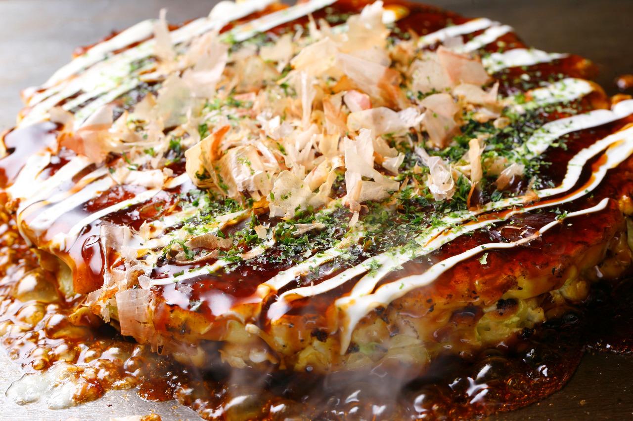 Image result for okonomiyaki and takoyaki