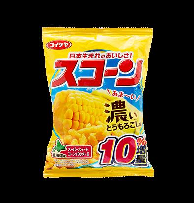 7adacc5585a232378a5a1a4a3f65767c20b38883 june 2018 koikeya scone rich corn flavor 9