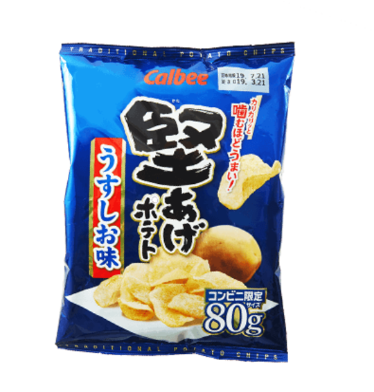 B8b7f6c223b9949242496ed0f6841eb03ee3474b may calbee lightly salted chips