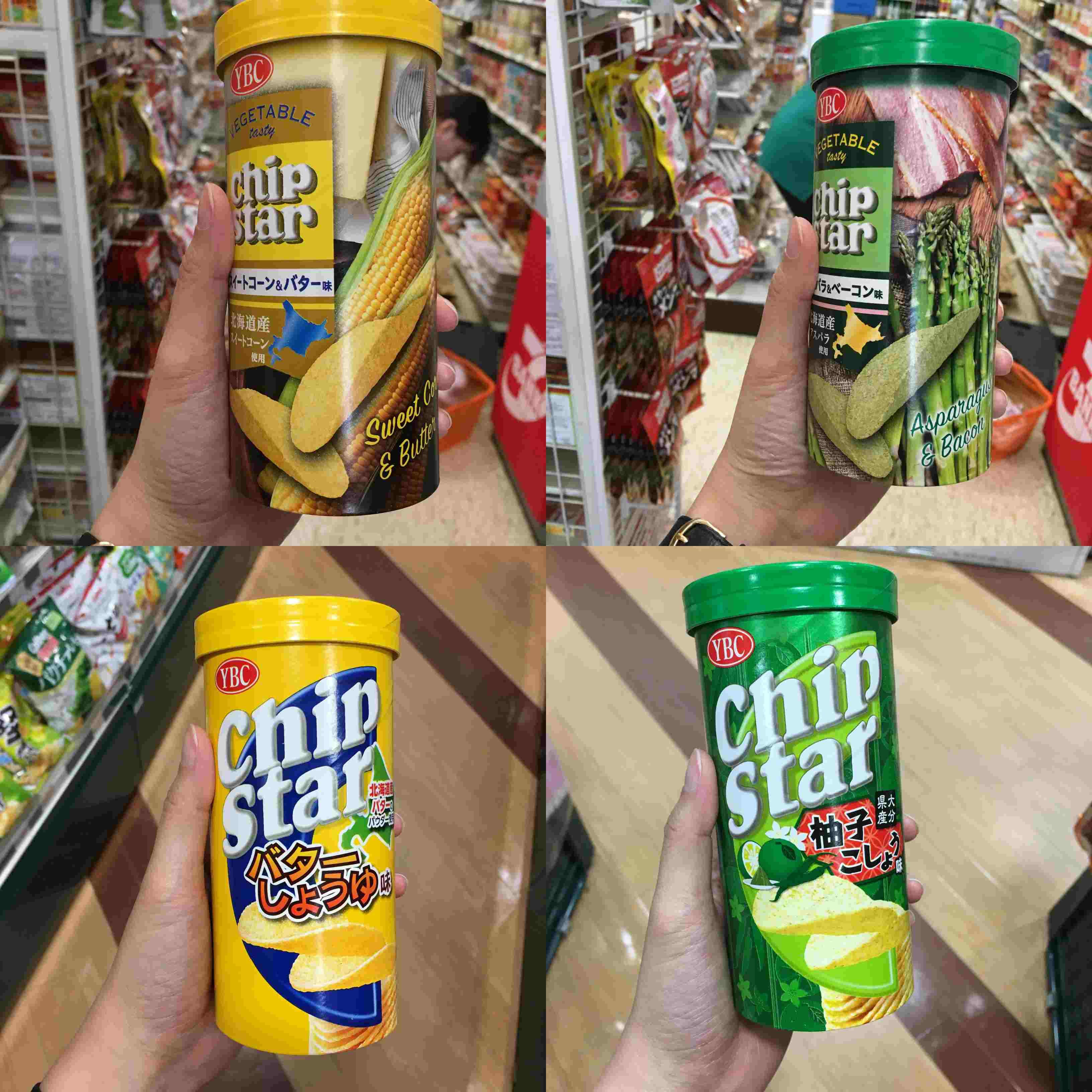 Chip Star! Best Potato Chip Japanese Snacks!   TokyoTreat